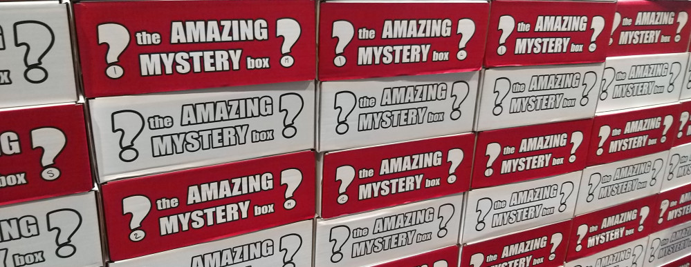 Can You Find The Mystery Boxes?