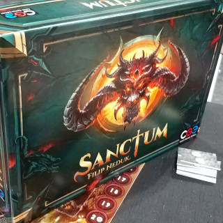 Czech Games Edition Delve Into What's New - Comment To Win!