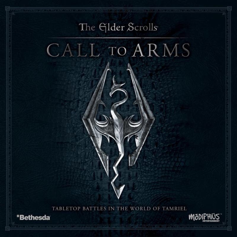 Elder Scrolls Call To Arms