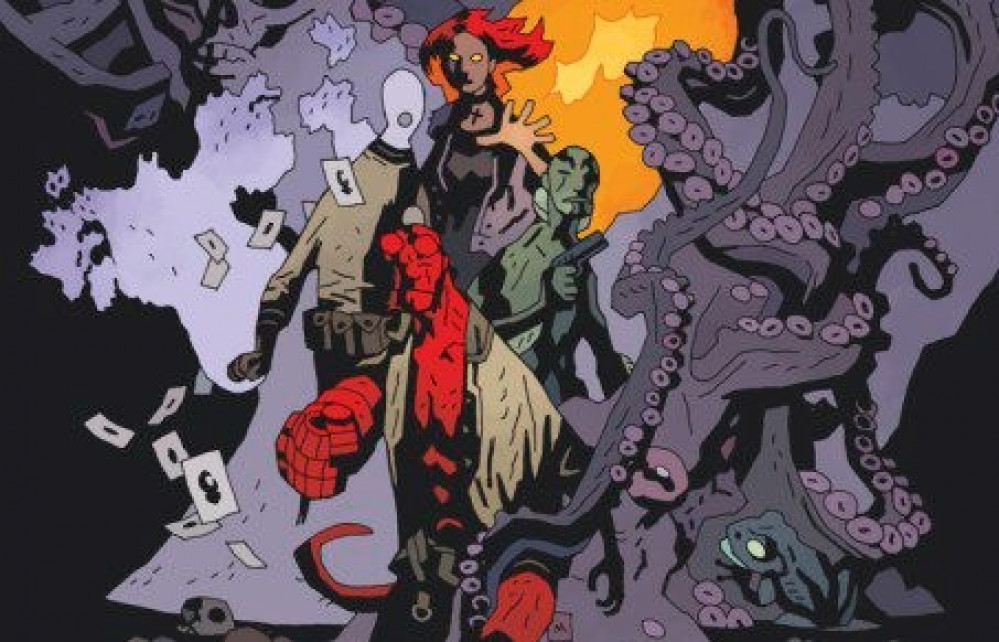 Hellboy & things that go bump in the night