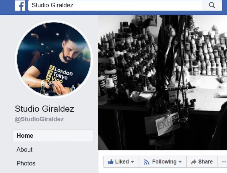 Angel Giraldez's facebook page (Studio Giraldez) Great sourse for images of schemes