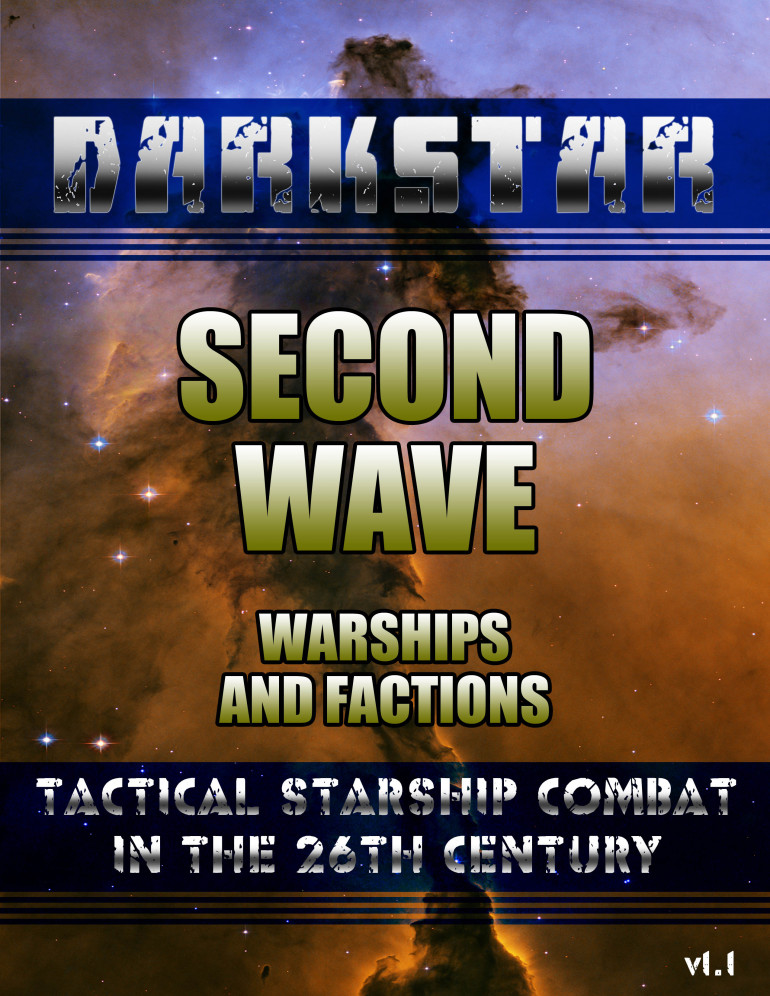 Wave Two RELEASE: New Factions and Warships for Darkstar