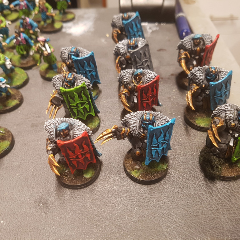 The Crusaders Finished (Order of the Tooth and Claw)