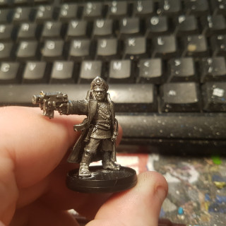 A Priest and a Commissar