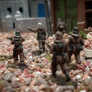 New Waffen SS in action!