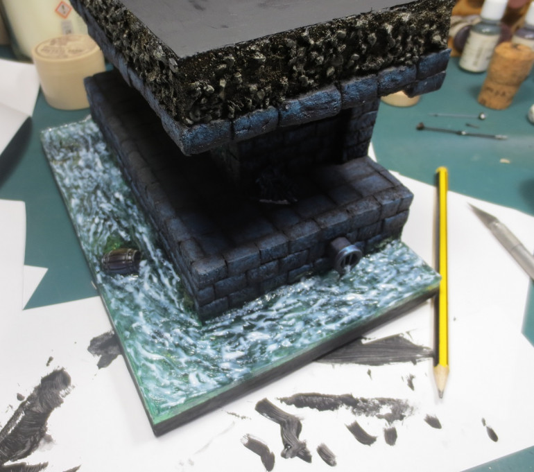 Finishing Touches - Edges and Water Effects