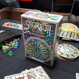 Floodgate Games Talk Sagrada Expansion & Bosk