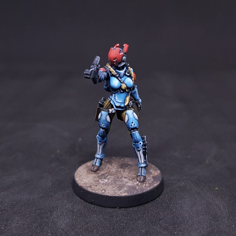 Pano Neoterra Bolt Paramedic Front