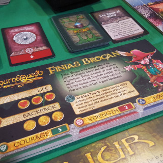 Backspindle Games Talk Mournequest & Ninja Squad - Comment To Win!