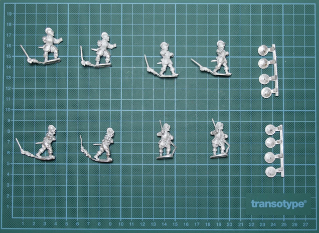 Review Armoured Swordsmen – Warlord Games