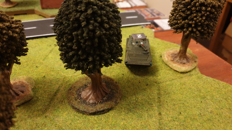 Bmp' s attempt to outflank