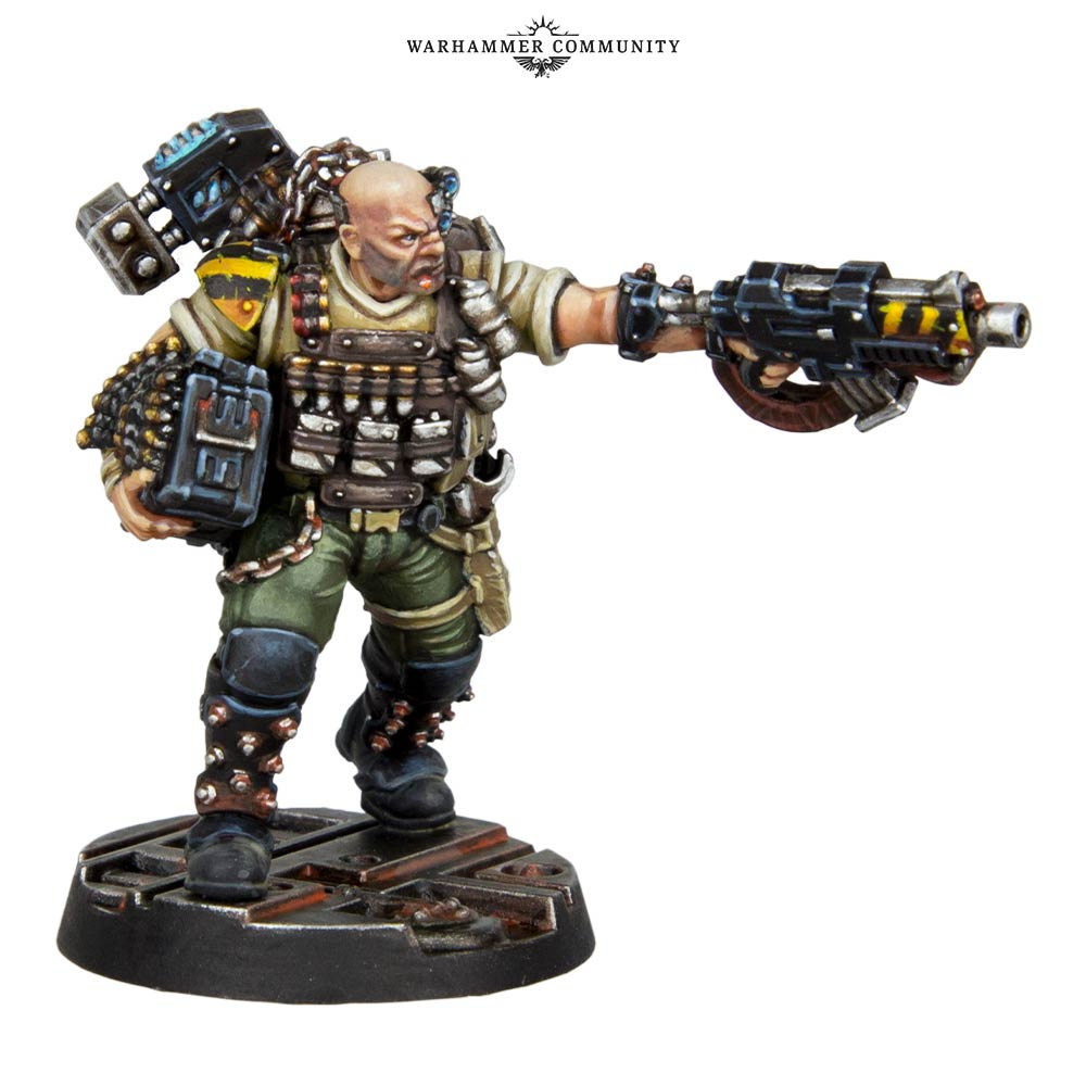 Ammo Jack - Forge World
