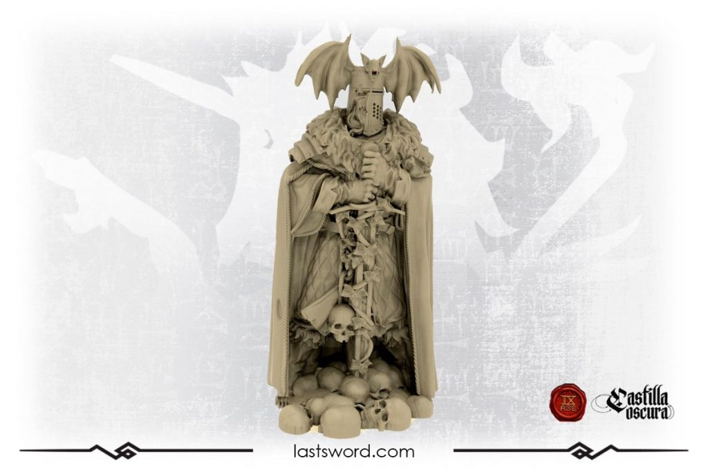 Anointed Count #1 - Last Sword Miniatures