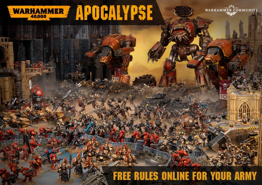 Apocalypse - Games Workshop