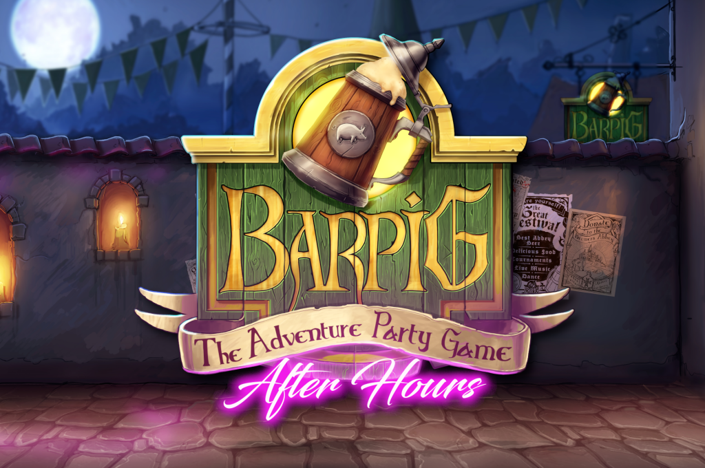 Barpig After Hours Cover - Barpig