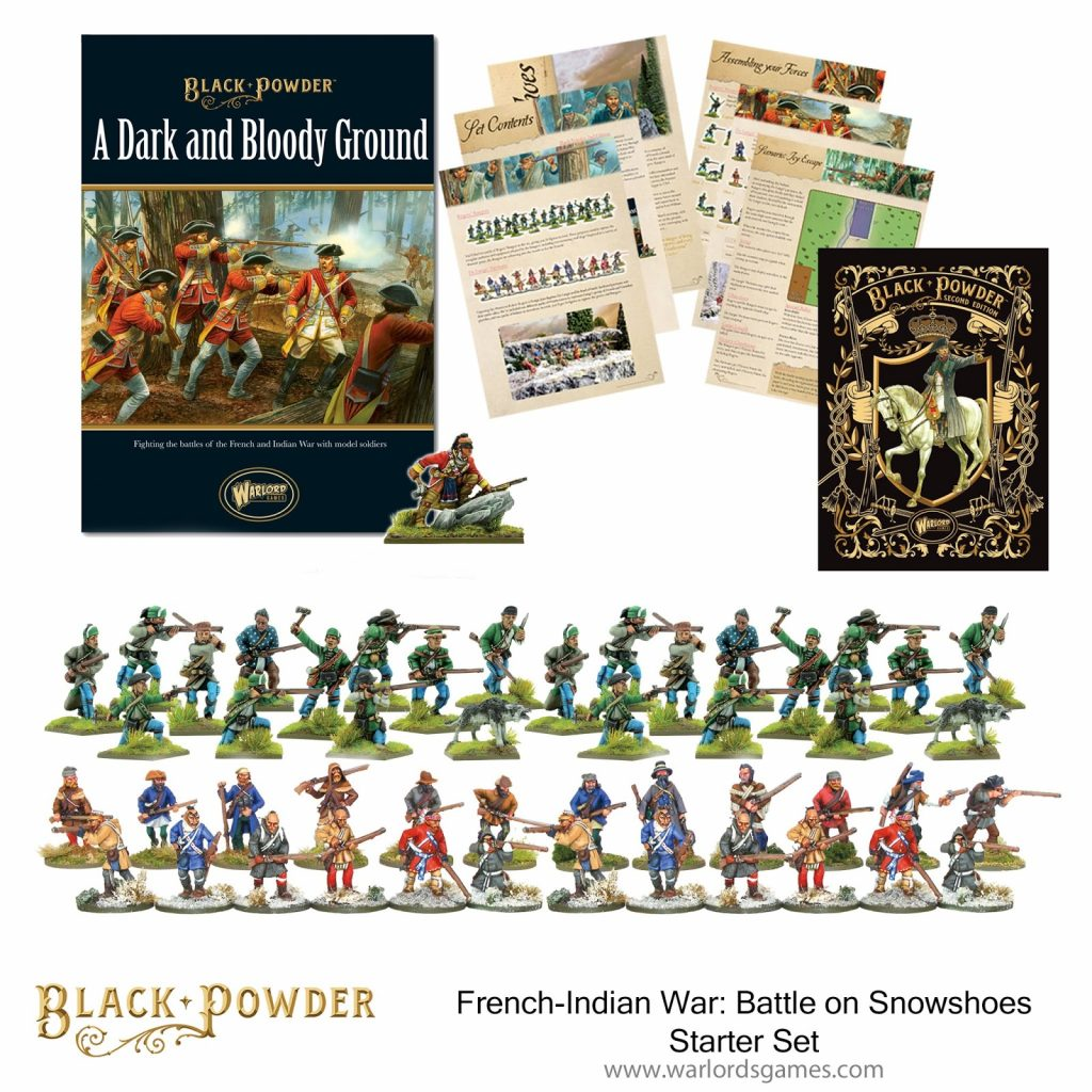 Battle On Snowshoes Starter Set - Warlord Games