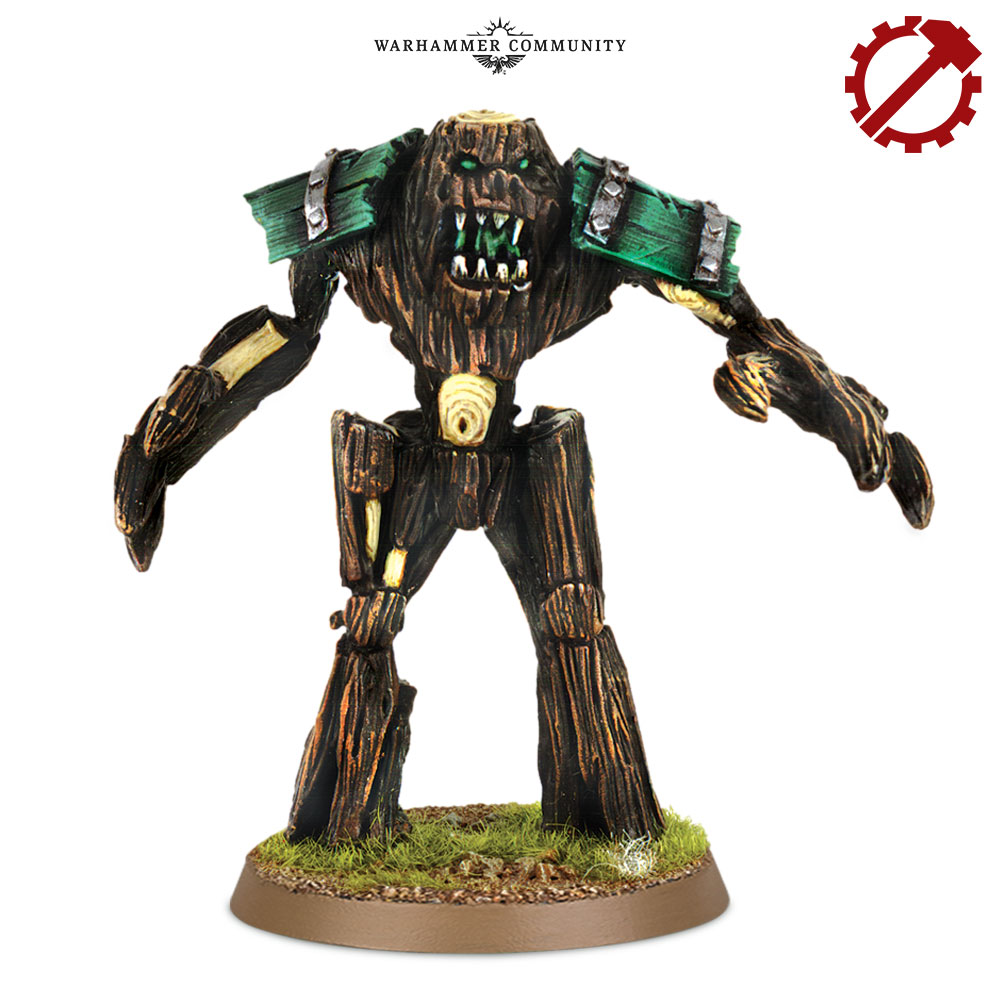 Blood Bowl Treeman - Games Workshop