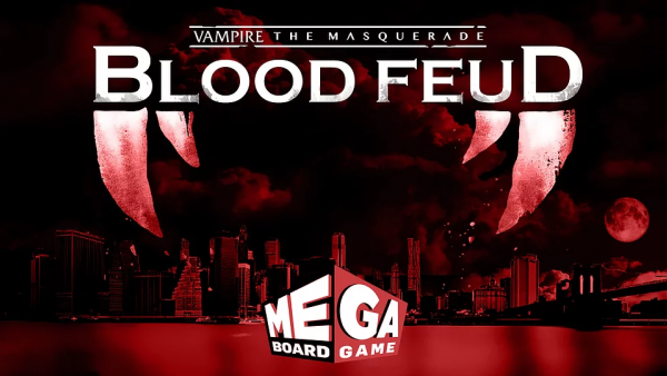 Begin A UKGE Blood Feud In Vampire Mega Board Game
