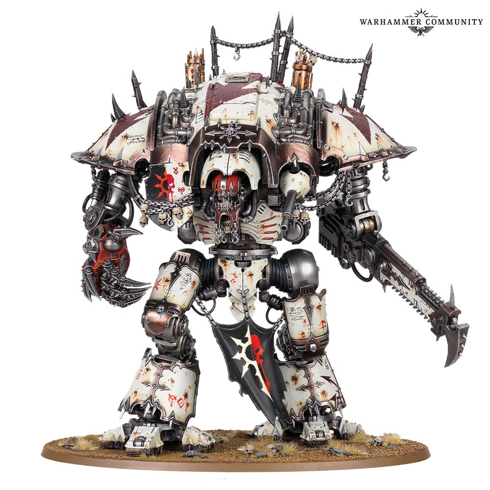 Chaos Knight Rampager - Games Workshop