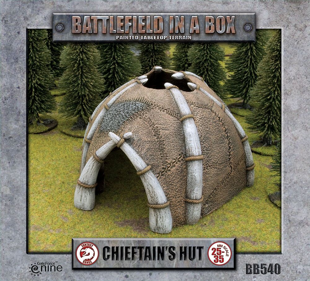 Chieftain's Hut - Gale Force Nine