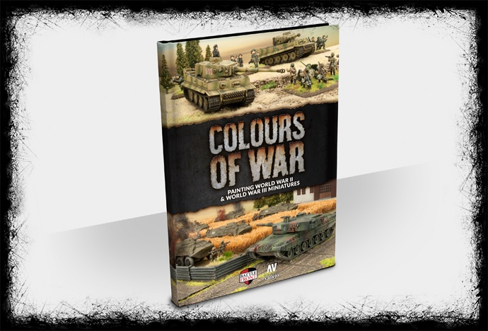 Colours Of War II - Battlefront Miniatures