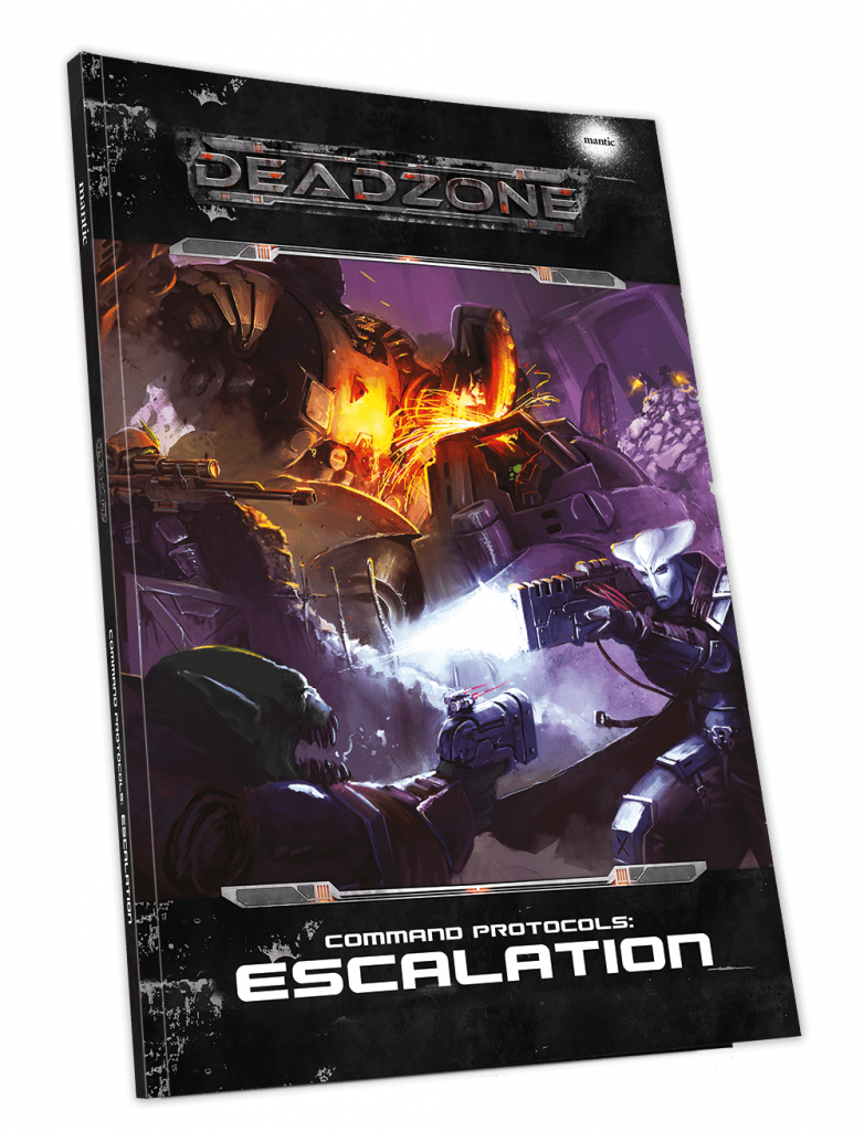 Command Protocols Escalation - Mantic Games