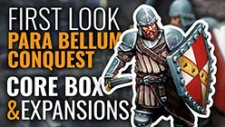 First Look: Conquest Core Box & Expansions From Para Bellum