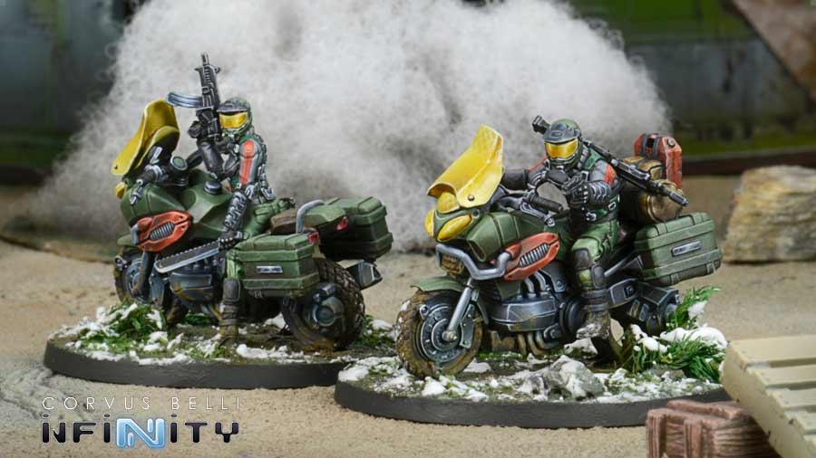Dynamo Reg of Kazak Light Cavalry - Infinity