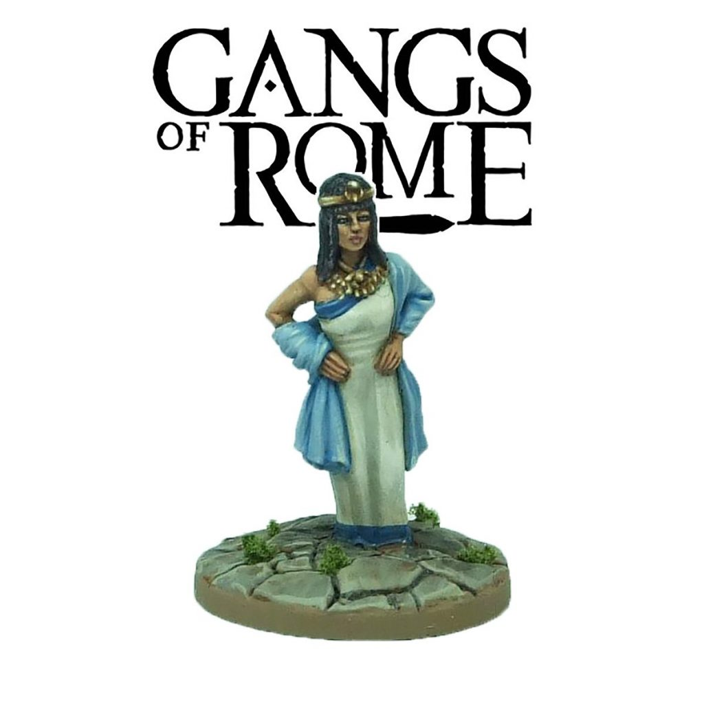 Egyptian Domina - Footsore Miniatures