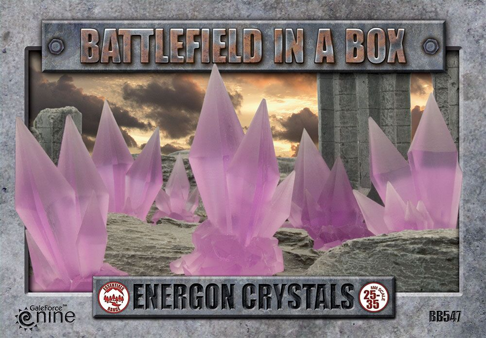 Energon Crystals - Gale Force Nine