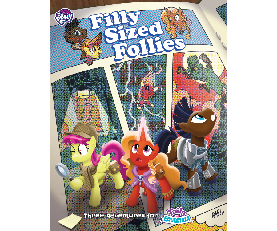 Filly Sized Follies - My Little Pony