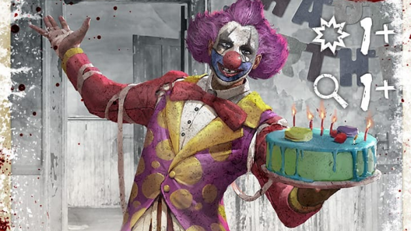 Plaid Hat Celebrate Their Birthday With A Dead Of Winter Clown
