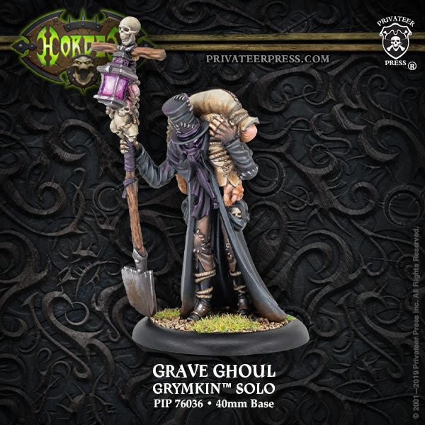 Grave Ghoul - Privateer Press