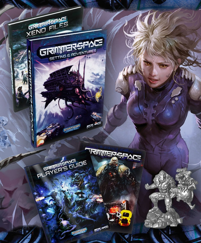 Grimmerspace - Iron GM Games