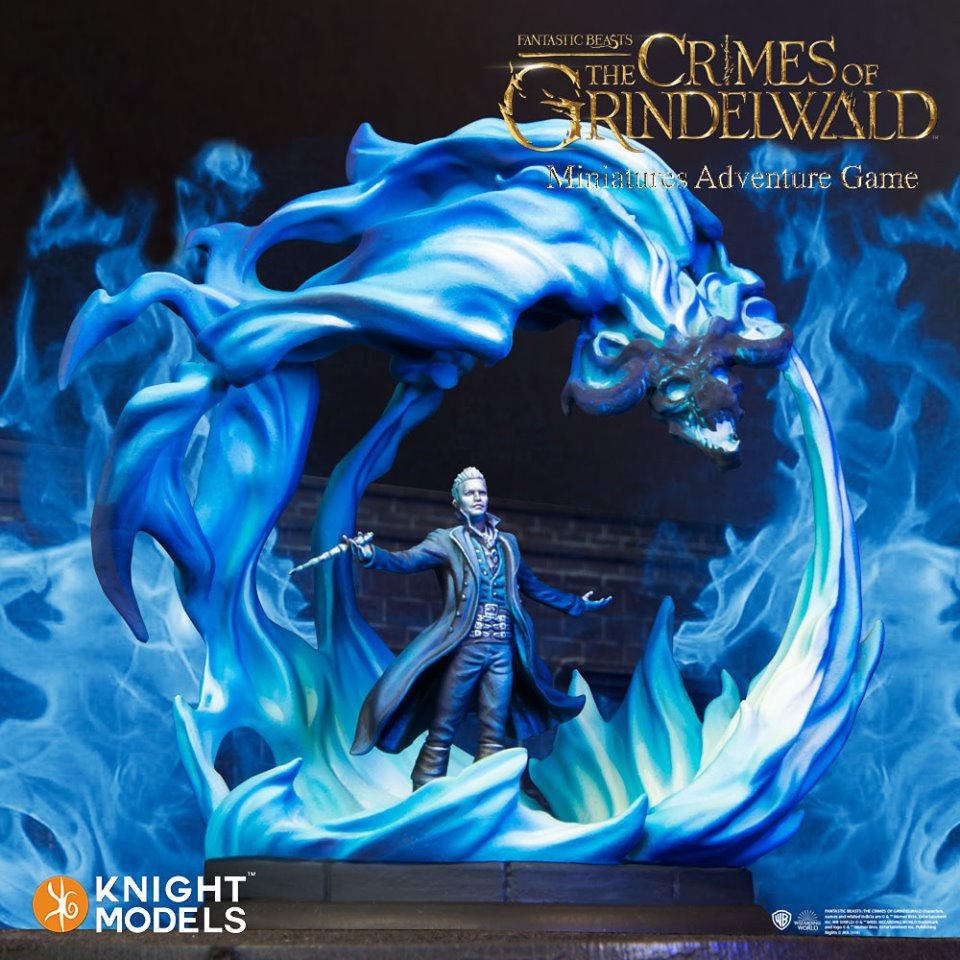 Grindelwald - Knight Models
