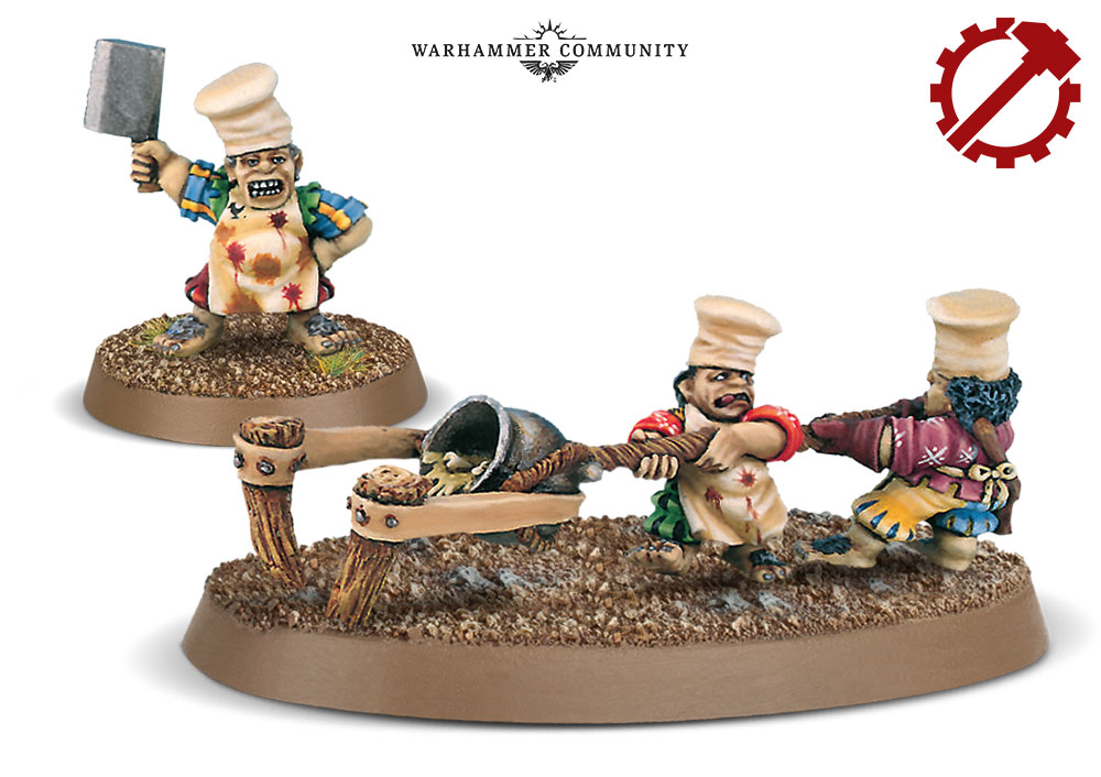 Halfling Hotpot - Games Workshop