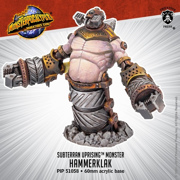 Hammerlak - Monsterpocalypse