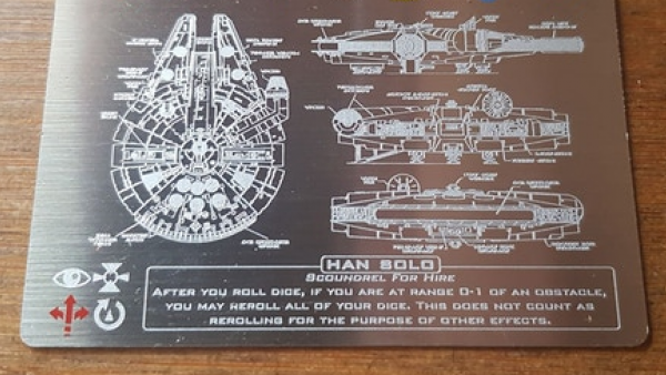 A Kickstarter For Alt-Art Cards Shows Your X-Wing Metal