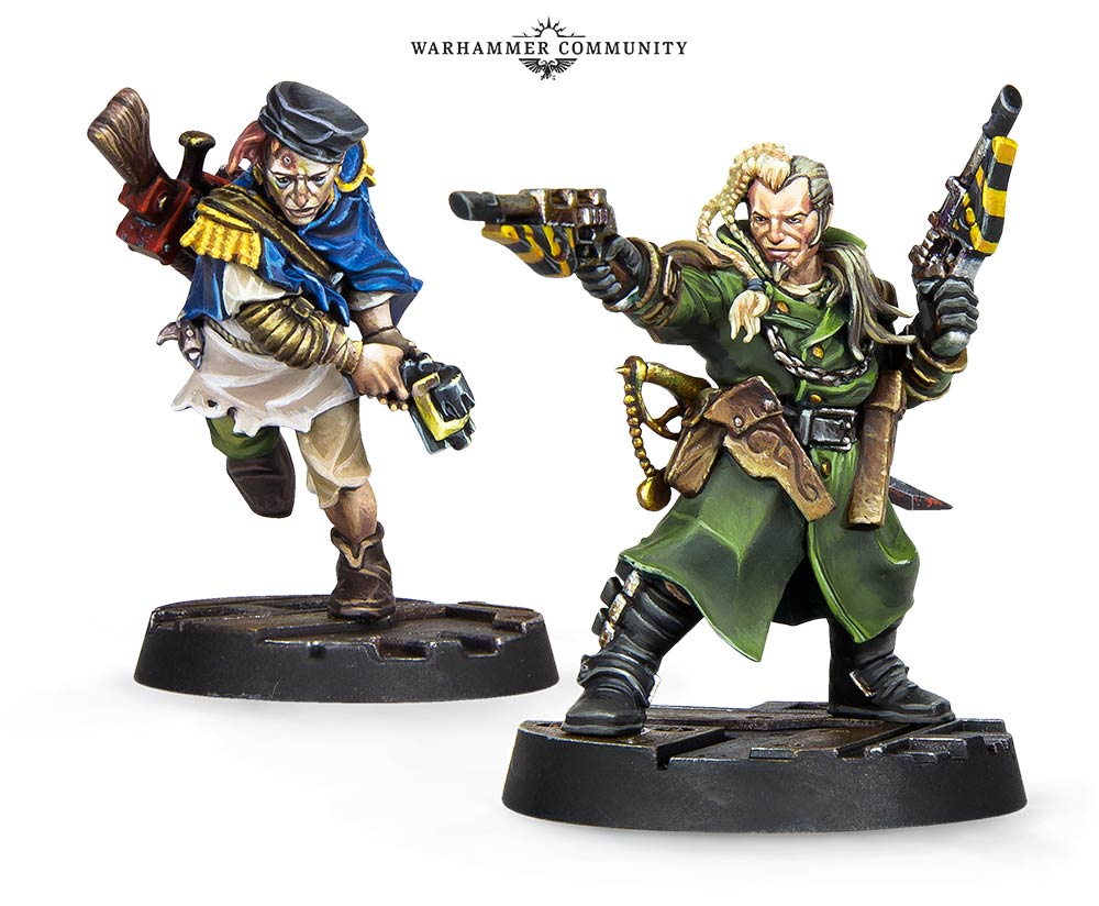 Kal Jerico & Scabbs - Forge World