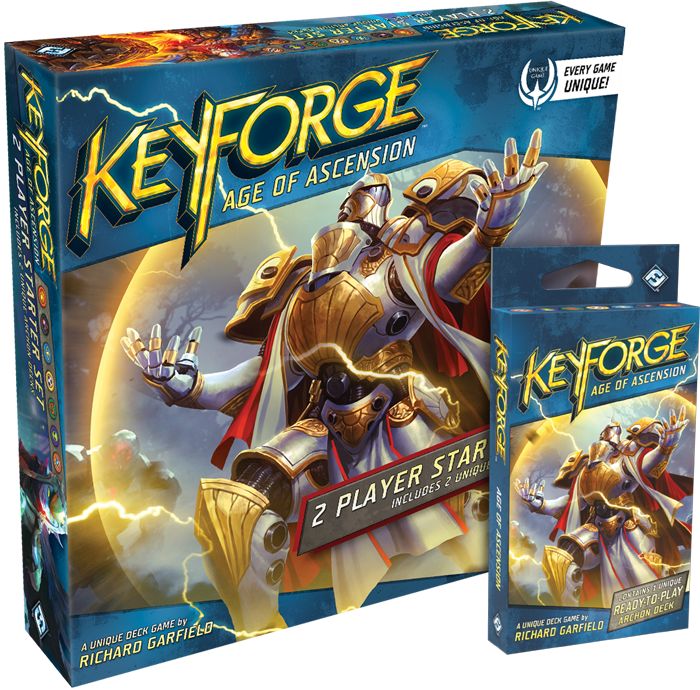 KeyForge Age Of Ascension - FFG