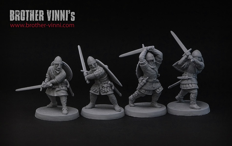 Knights With Greatswords #1 - Brother Vinni
