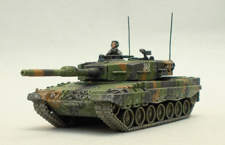 Leopard Tank #1 by fourtytwo