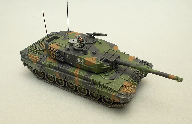 Leopard Tank #3 by fourtytwo