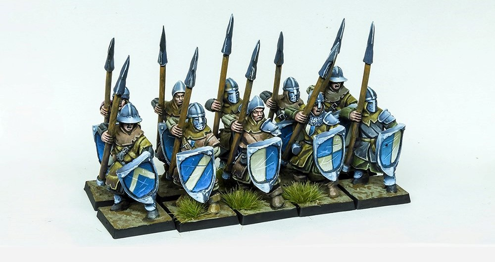 Light Infantry #2 - MomMiniaturas