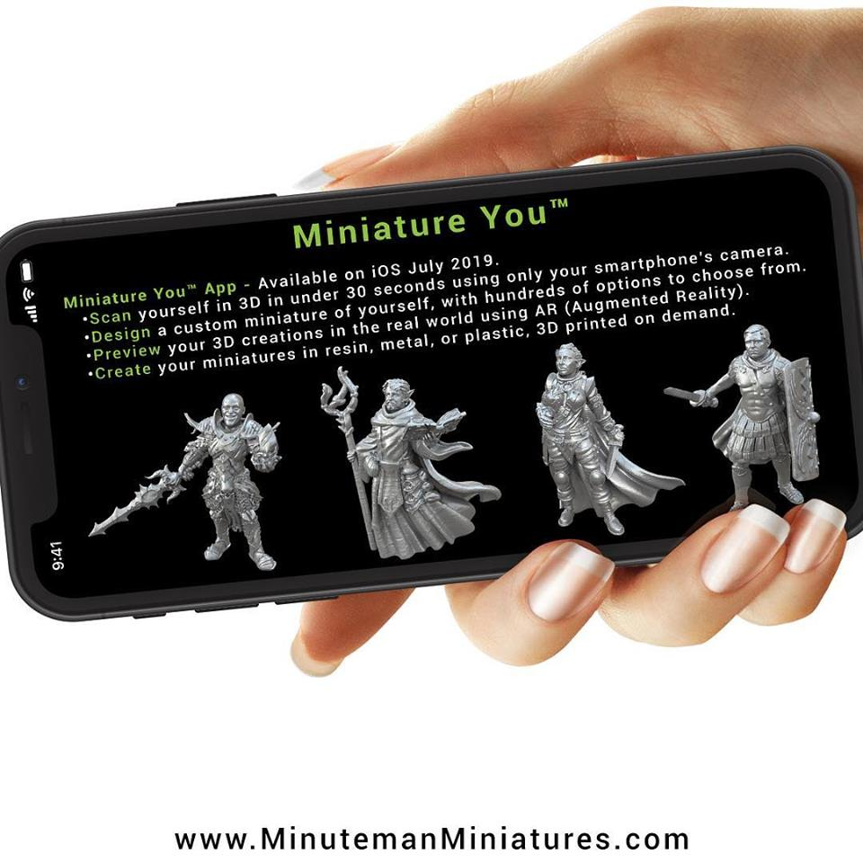 Minaiture You - Minuteman