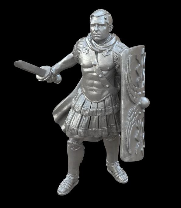 Miniature You Roman - Minuteman