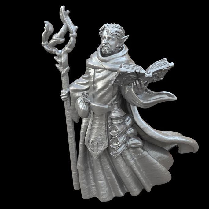 Miniature You Wizard - Minuteman