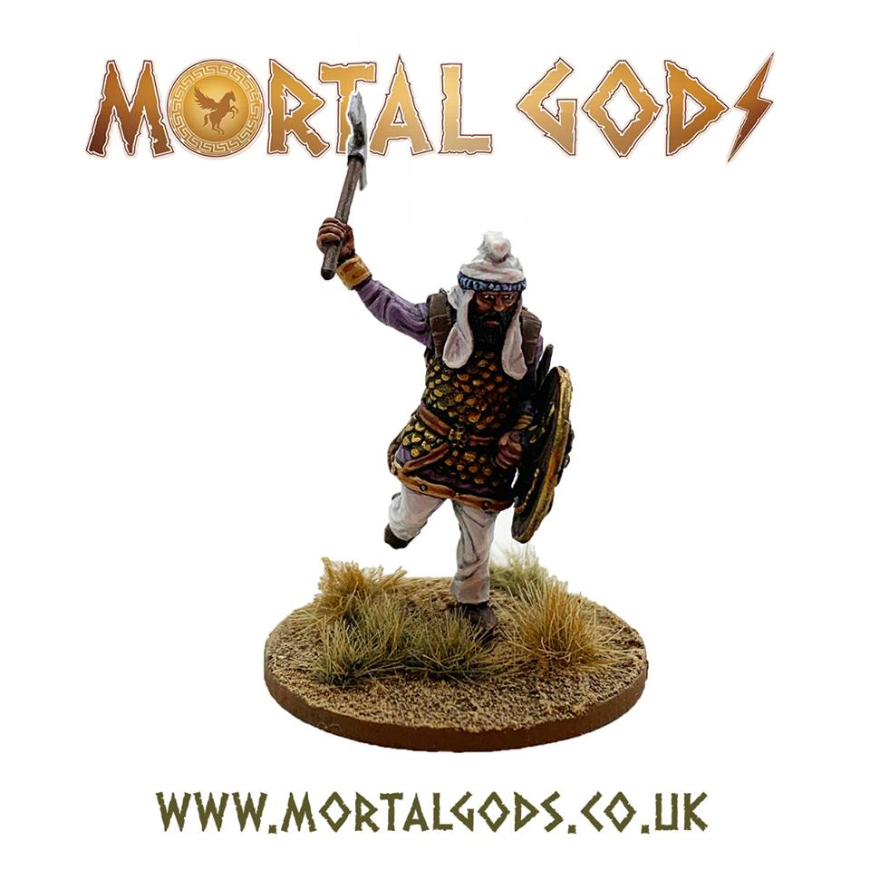 Mortal Gods Persian #1 - Footsore