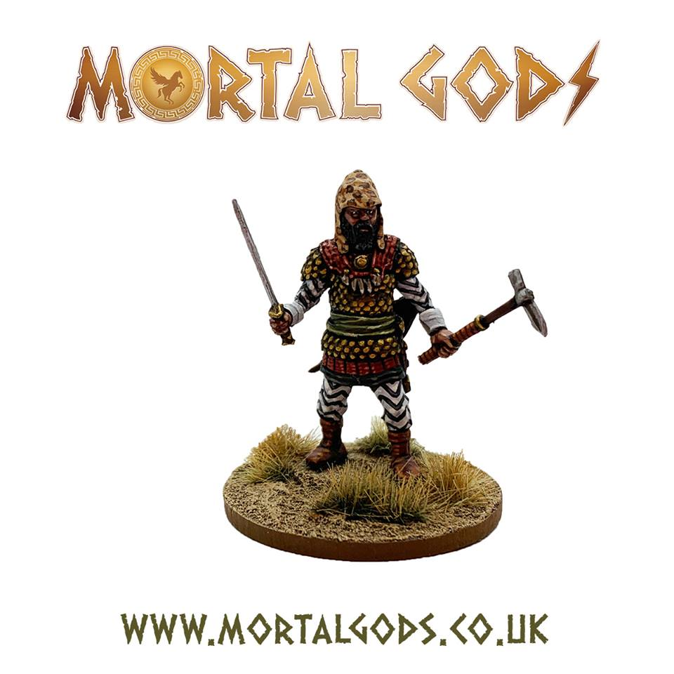 Mortal Gods Persian #2 - Footsore