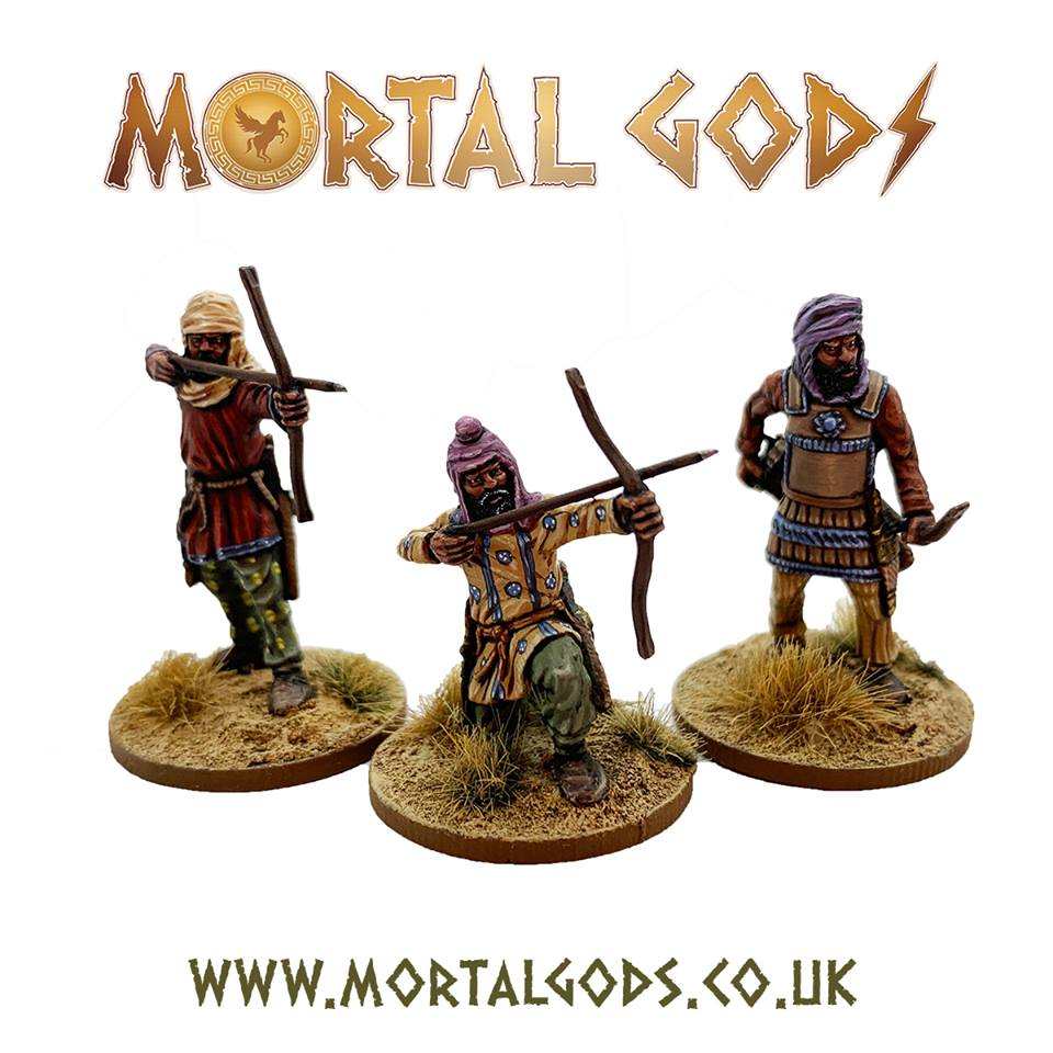 Mortal Gods Persian #3 - Footsore
